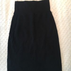 Dresses & Skirts - Knee high stretchy pencil skirt